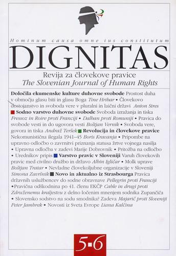 Dignitas 5-6